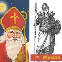 Warning For NOW: dutch sinterklaas (saint nicholas) 'feast', Innocent? Holocaust, programmation, mind control terror en destruction!