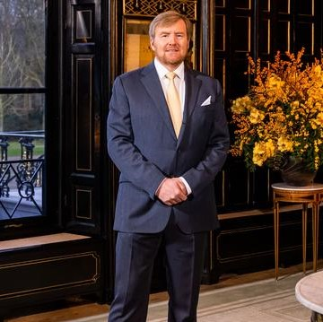 christmas speech willem alexander 2020 Viewed From The Throne