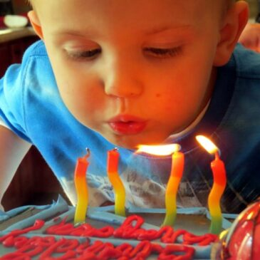 Waarschuwing: verjaardagen zijn satanische 'feest' dagen, iedereen wordt er ingeluisd!
