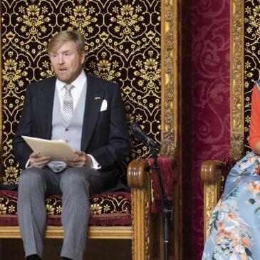 Artikel Voor Nu: prinsjesdag Of De Geopende Deur