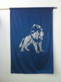 Blauwe Leeuw