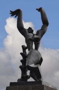 rotterdam beeld holocaust